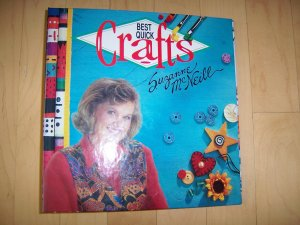 Arts & Crafts Book By Suzanne McNeil BNK242