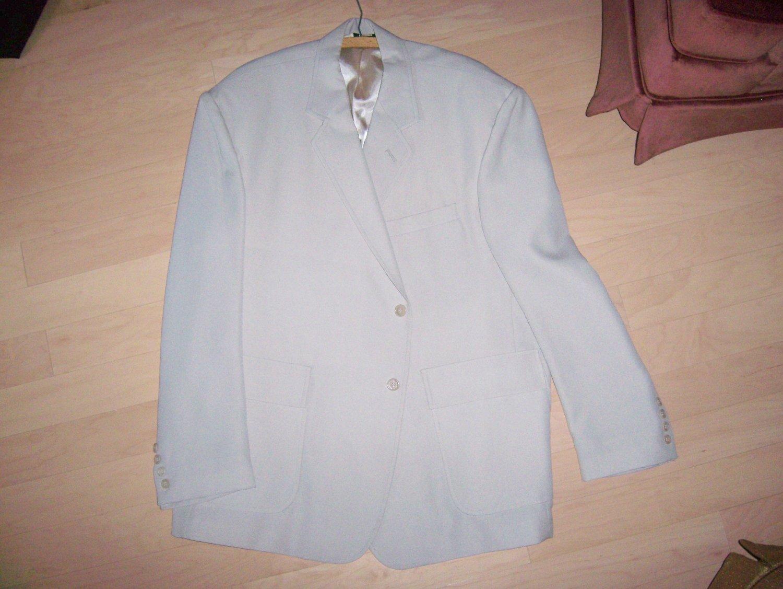 Sports Coat/Blazer Light Tan Size 44 Long BNK264