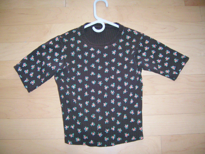 Misses/Ladies Short Sleeve Sweater Size 32 BNK288