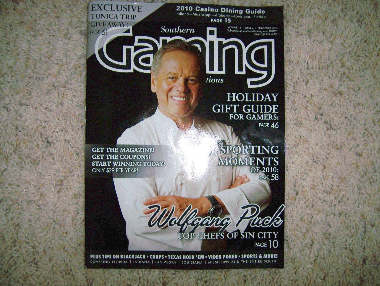 Southern Gaming Magazine Nov 2010 BNK293