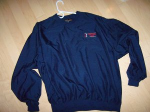 Man's Navy PGA XXL Roomy Pull Over BNK319