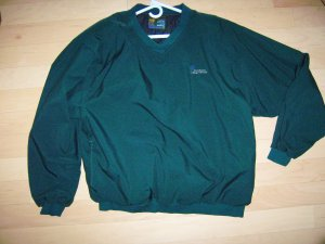 Men's Green Pull Over By Forrester's XL BNK322