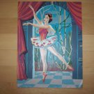 Ballerina Picture Ready For Framing  BNK445
