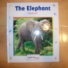 """The Elephant"" Peaceful Giant  BNK547"