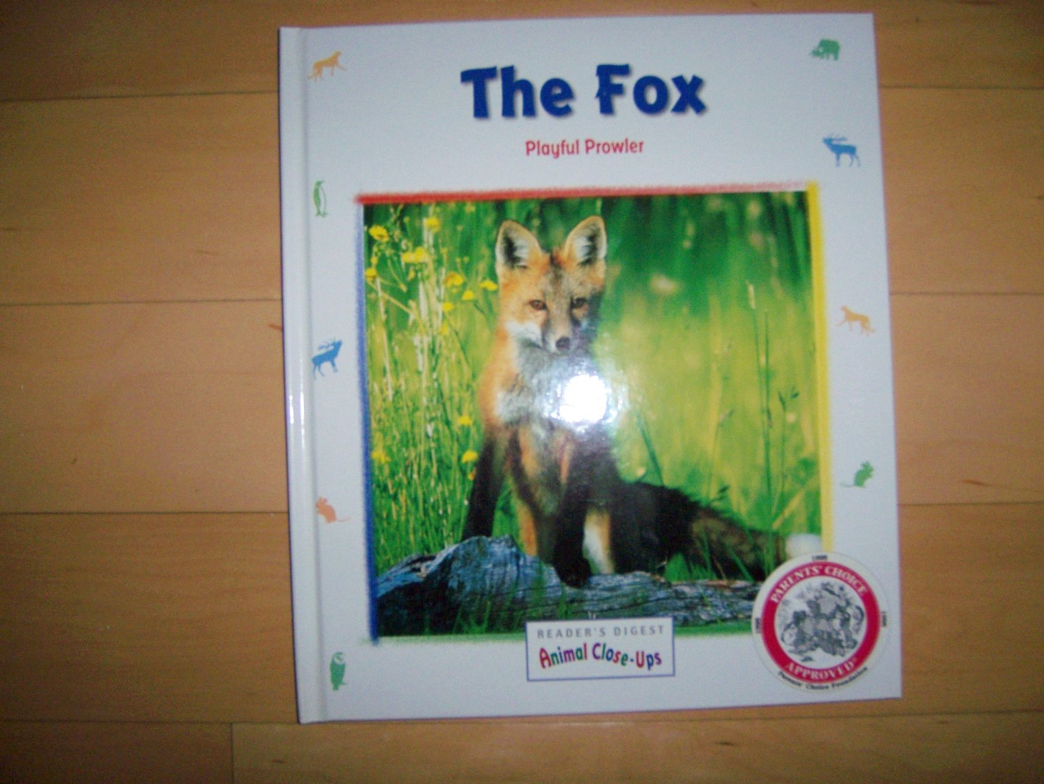 """""""The Fox""""  Playful Sly Prowler  BNK548"""