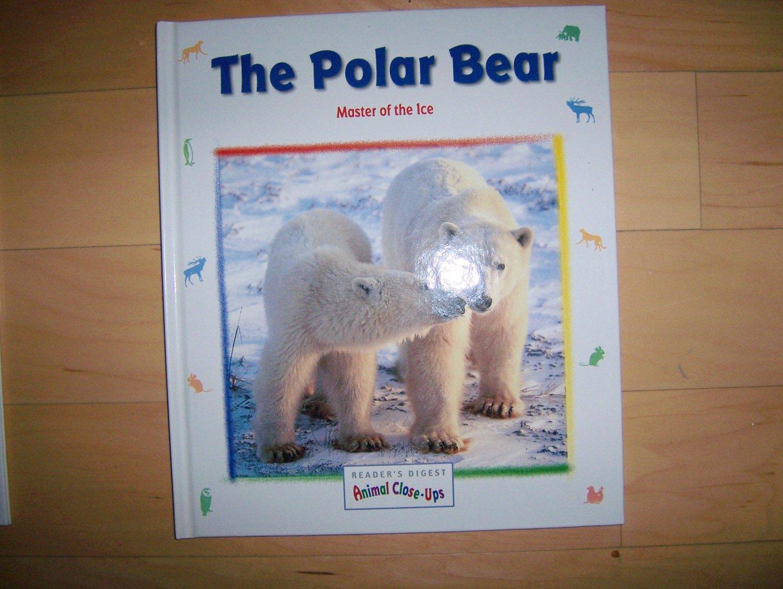 """The Polar Bear"" Master Of The Ice BNK550"