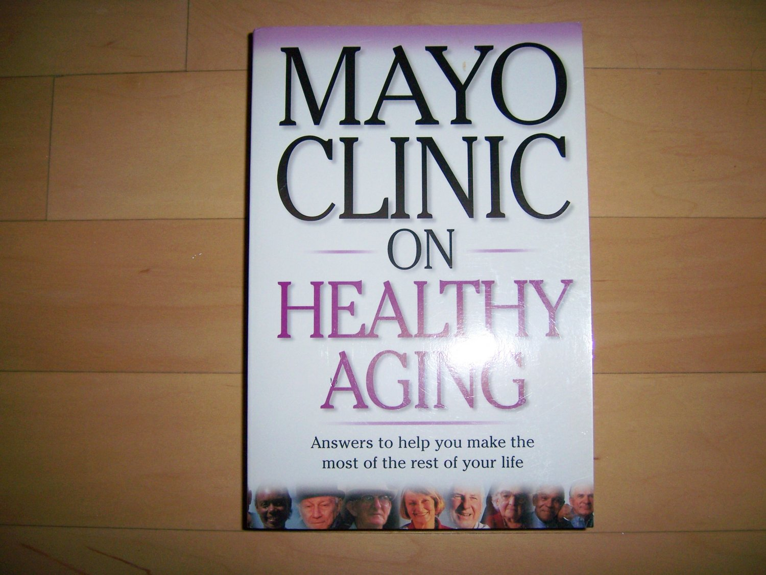 "Mayo Clinic ""On Healthy Aging"" BNK553"
