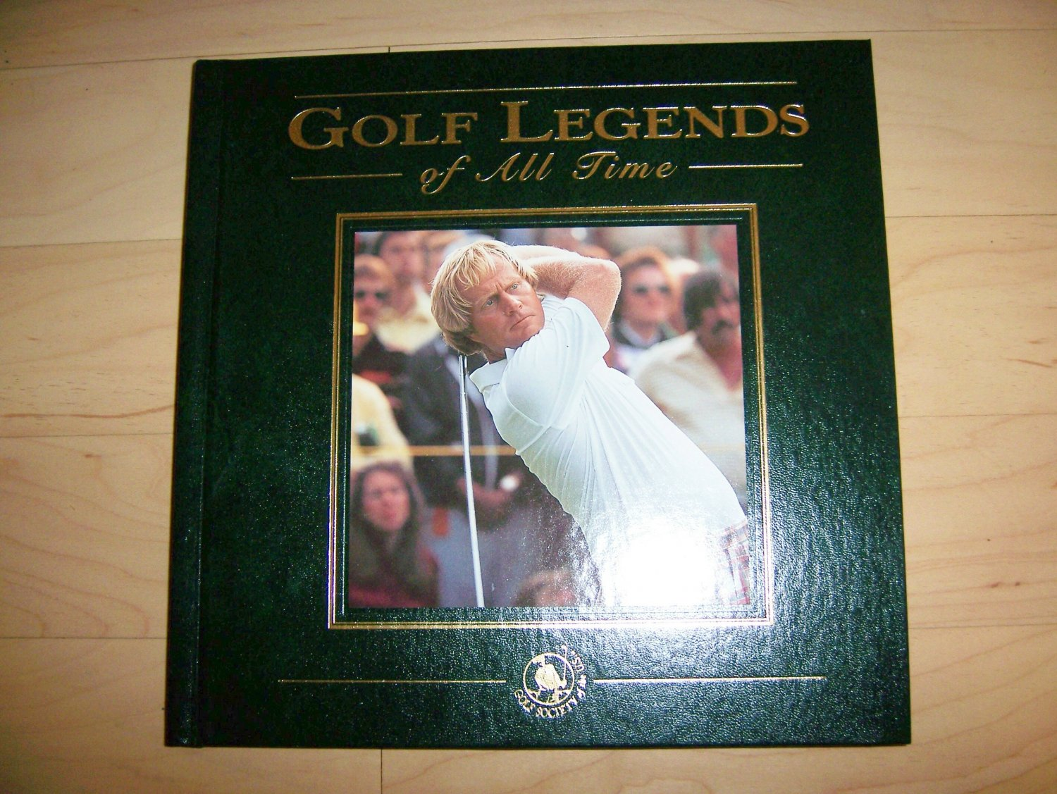 Golf Legends Of All Time by Golf Society USA  BNK560