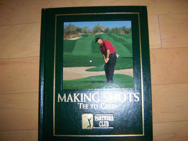 Making Shots  Tee To Green By PGA  BNK562