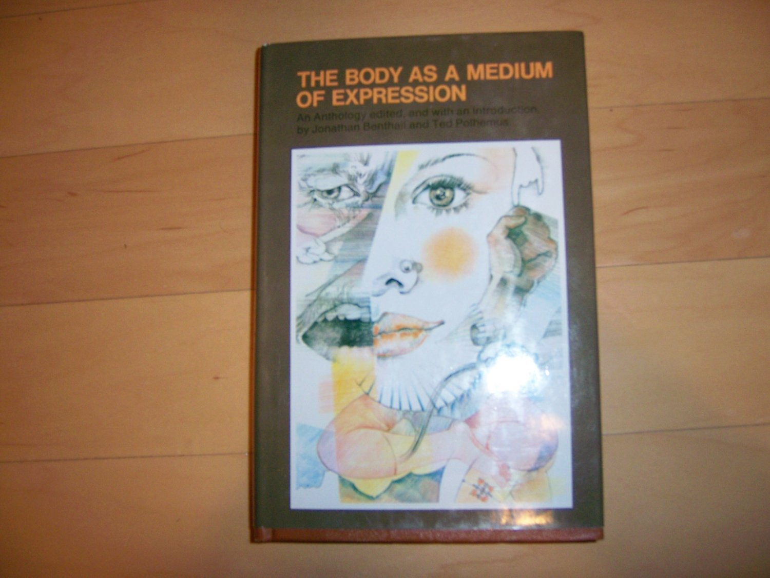 The Body As A Medium Of Expression  BNK565