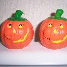 Two pumkin Candles Halloween & Thanksgiving Decoration BNK582