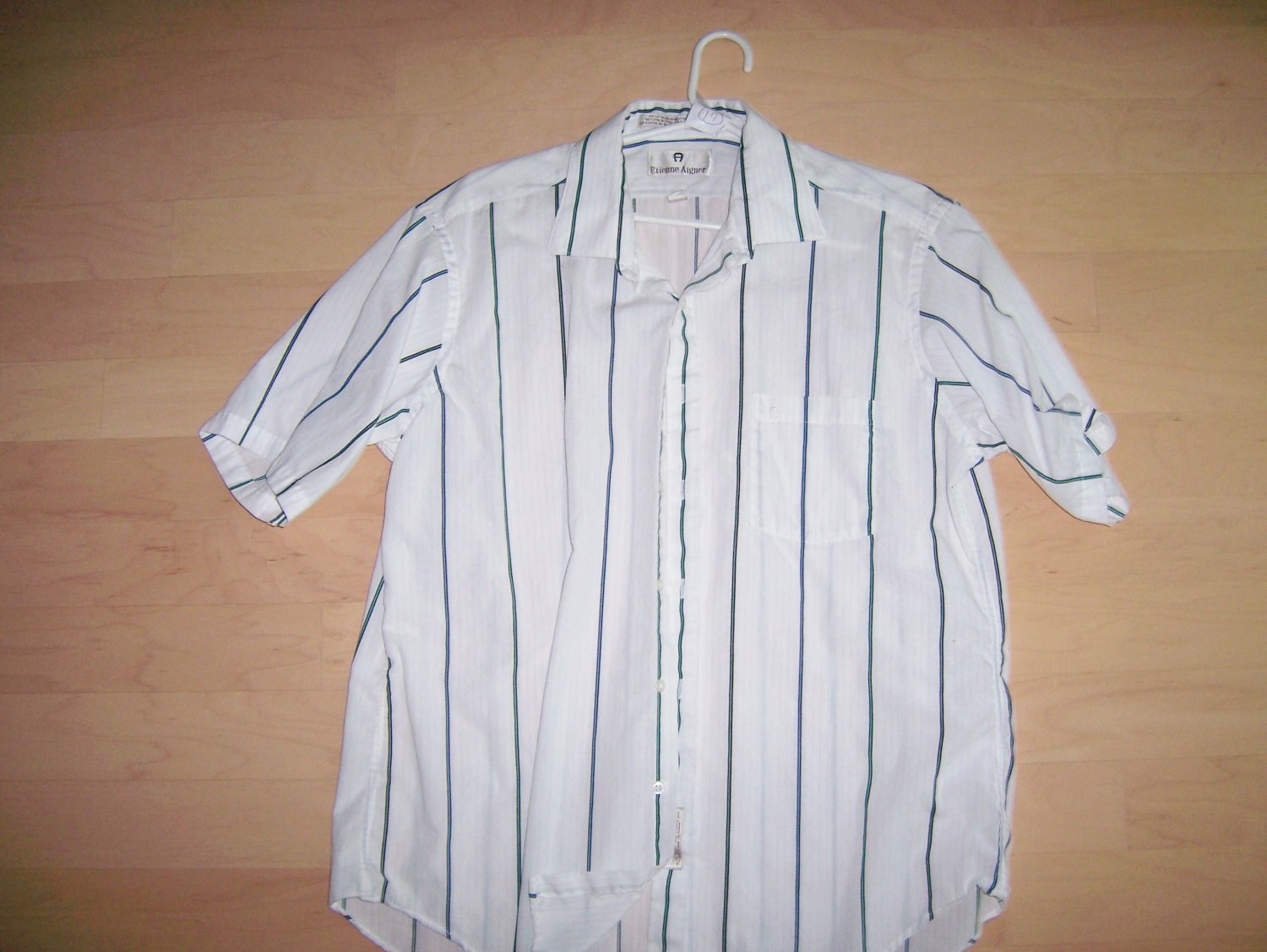 Men's Short Sleeve Shirt By Etienne Aigner BNK603