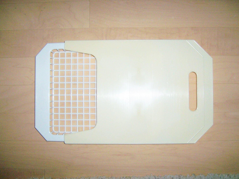 Cutting/Wash Drain Board BNK626