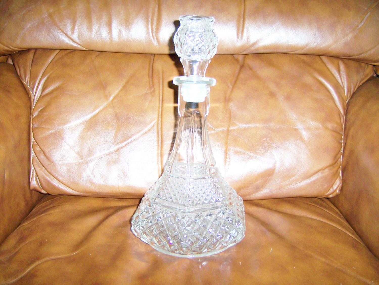 Crystal Flask Decorative Design BNK650
