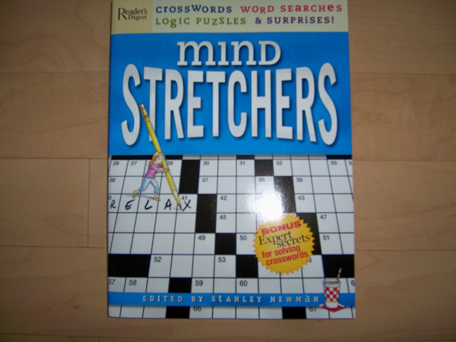 Mind Stretchers -CrossWords & Search Puzzles BNK709