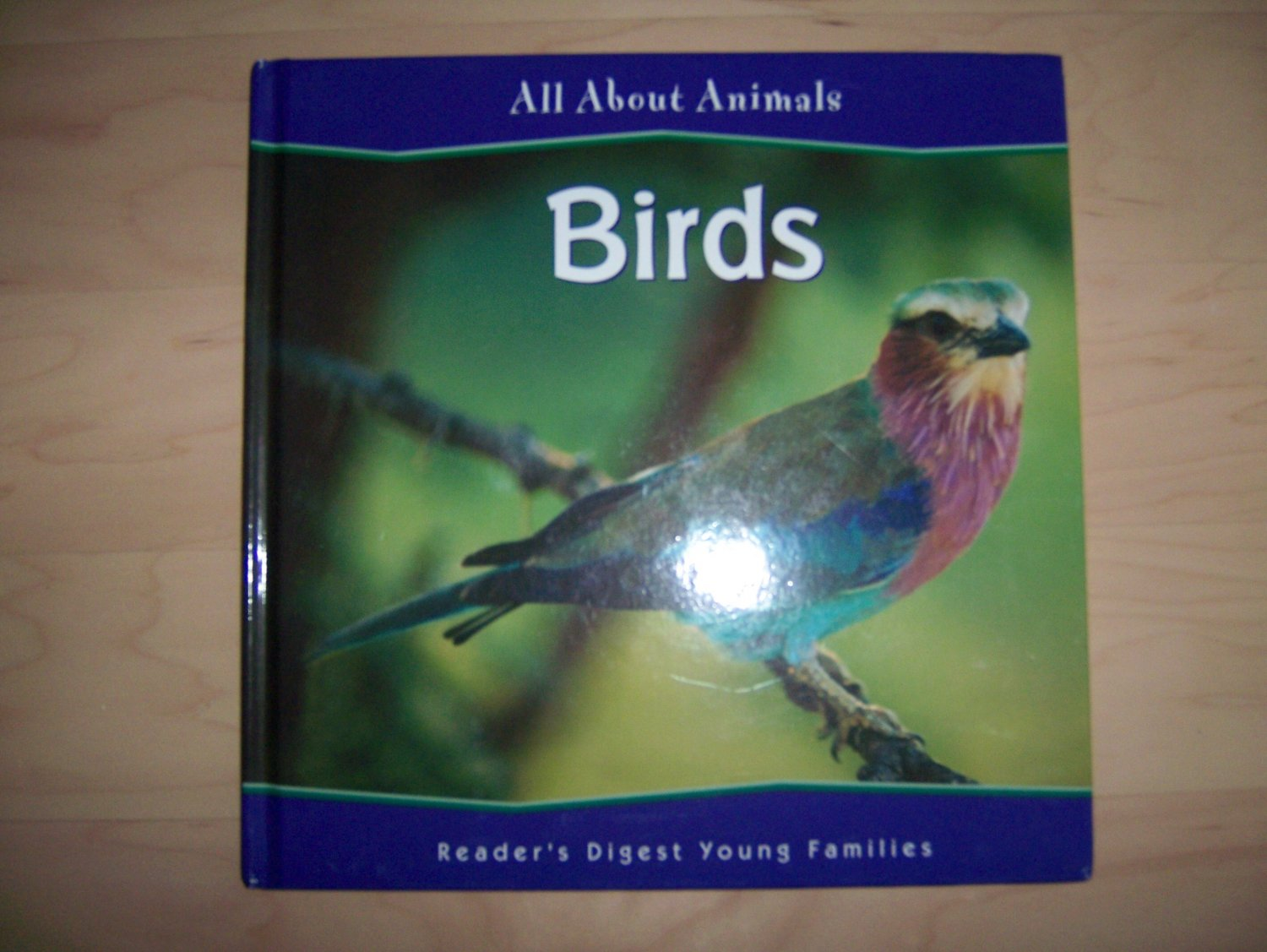 """All About Animals """"Birds"""" BNK716"""