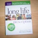 Prescription Health Long Life Guide Book BNK748