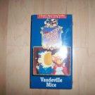 VHS Country & City Mouse Vaudeville Mice BNK784