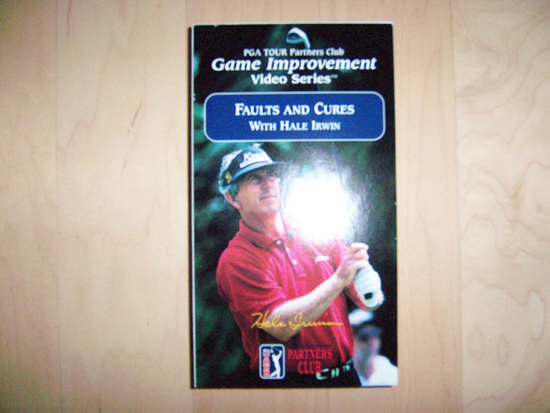 VHS PGA Faults & Cures W Hale Irwin  BNK796