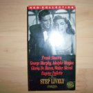 "VHS Movie ""Step Lively"" Frank Sinatra Story BNK803"