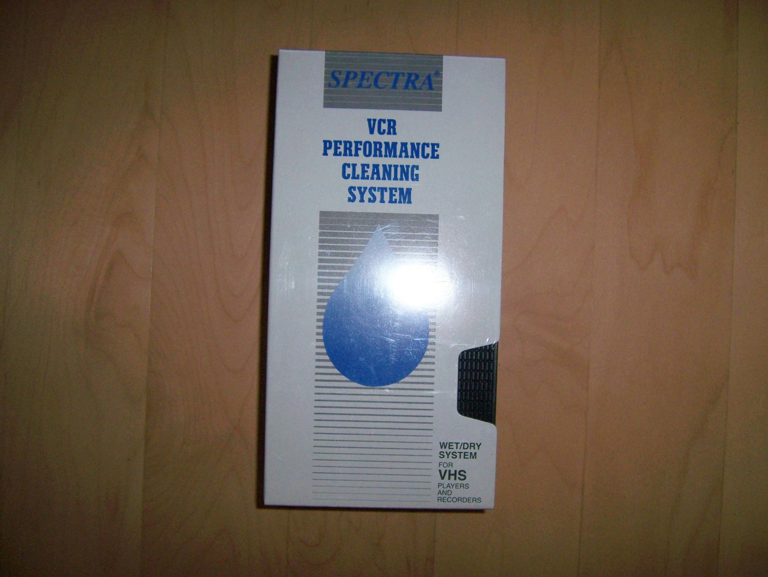 VHS Performance Cleaner Tape  BNK805