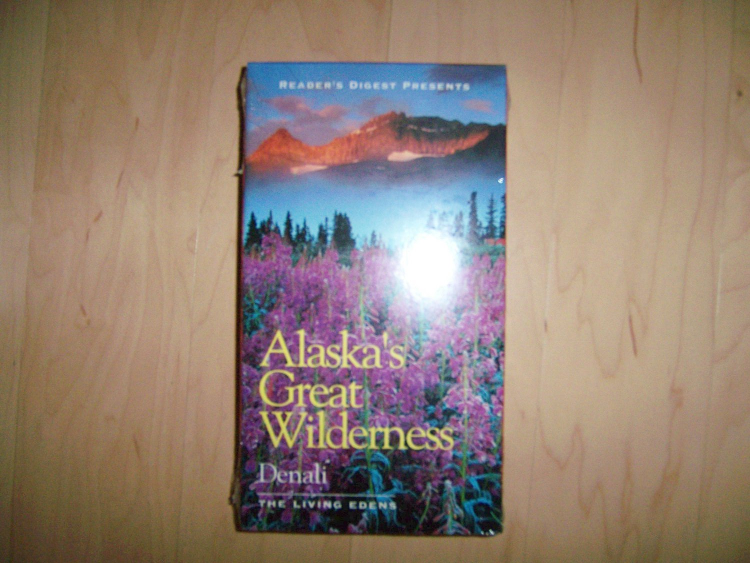 VHS Alaska's Great Wilderness Denali BNK814
