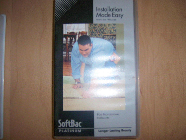 VHS SoftBac Installation  BNK818
