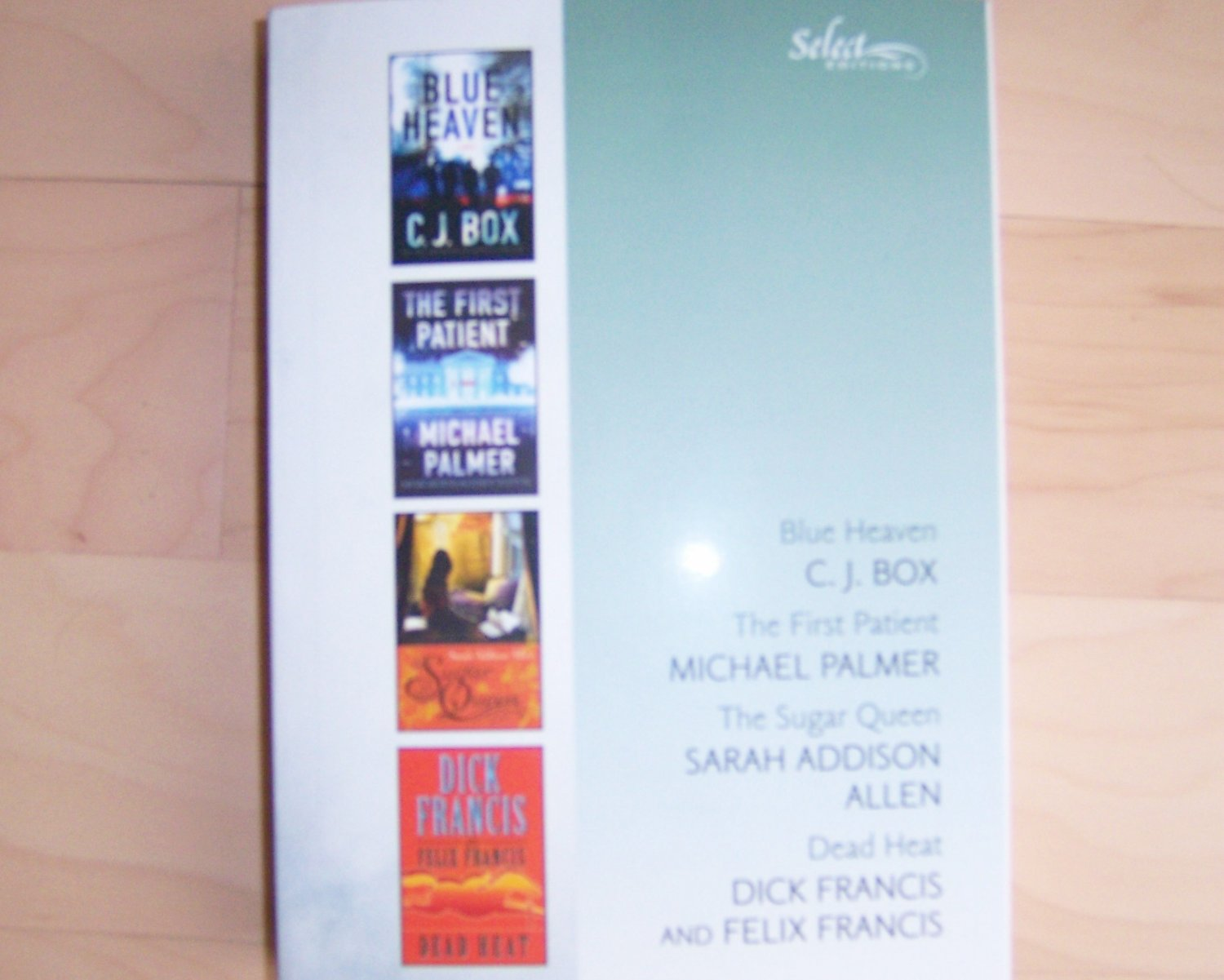 Four Great Books In One Book BNK833