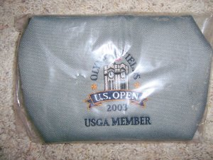 Golf Pouch w Attachment For Bag Or Cart BNK861