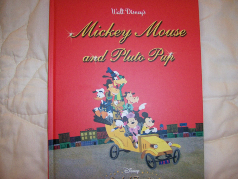 Disney's Mickey Mouse & Pluto Pup BNK872