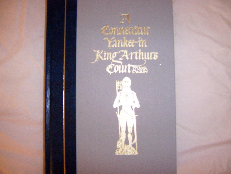 "Mark Twain's ""A Conneticut Yankeee In King Arthur's Court BNK874"