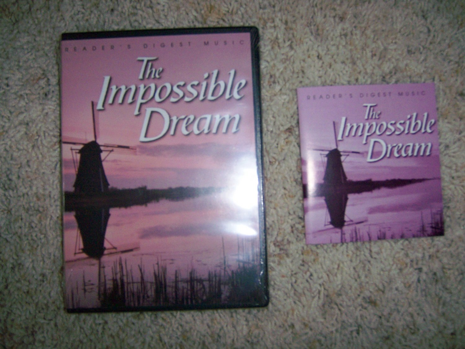 Impossible Dream75 Great Songs On CD  BNK935
