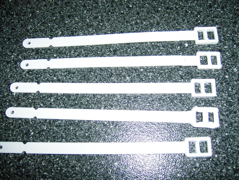 White Tying Cords  BNK958