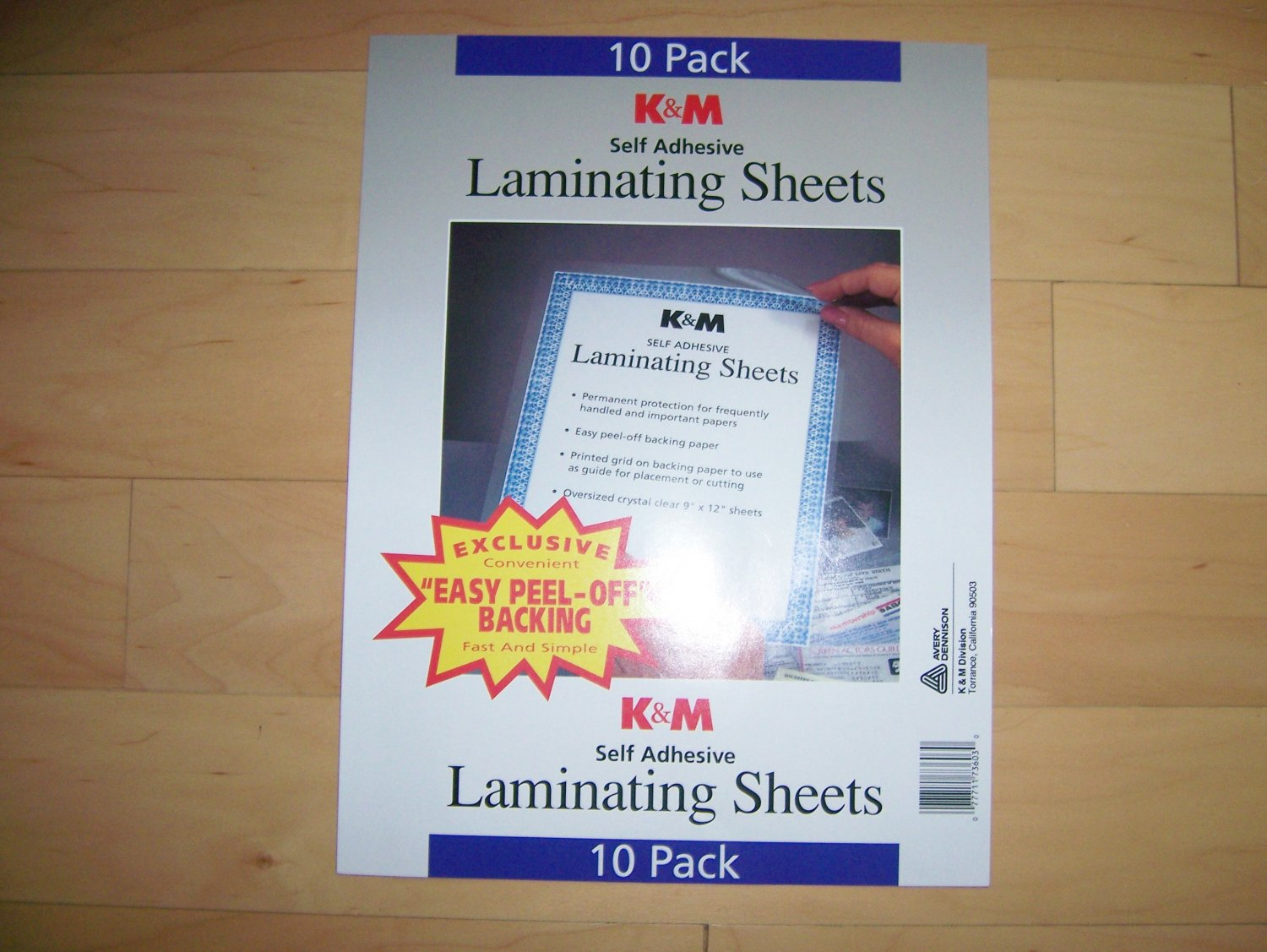 Laminating Sheets By K&M  BNK983