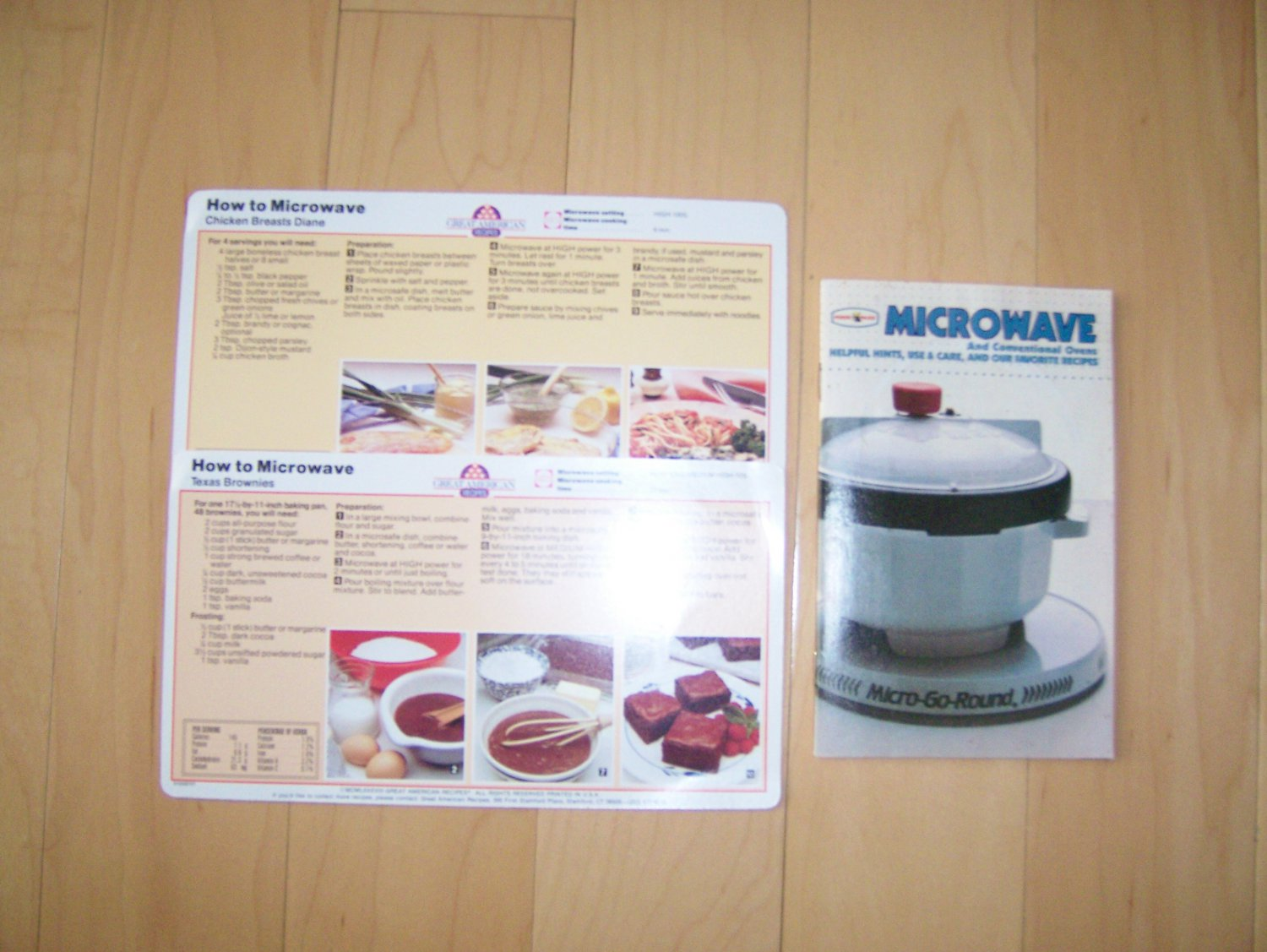 Microwave Different Foods  BNK1009