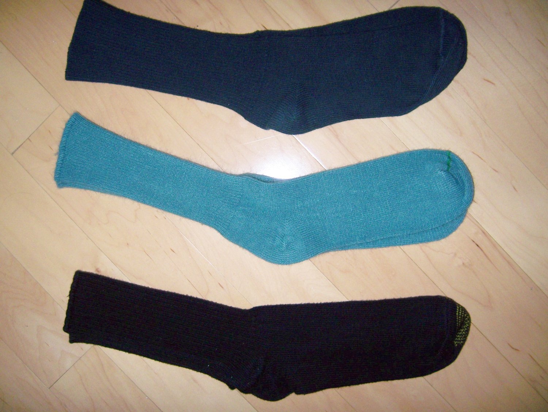 Men's Socks 10-13 Cotton Black-Grey-Brown  BNK1036