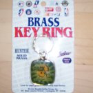 Brass GreenBay Packers Key Ring by Fan Gear BNK1054