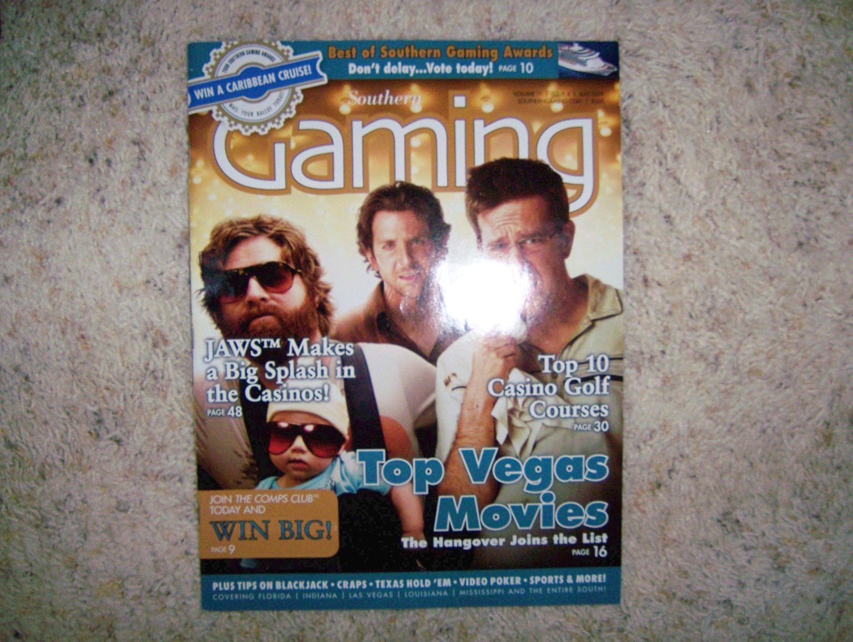 Southern Gaming July 2009  Magazine  BNK1077