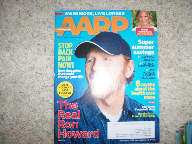 AARP Magazine July/August 2009  BNK1078