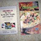 Chlorella & Good Healthy Foods  BNK1086