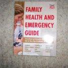 Family Health & Emergency Guide BNK1088