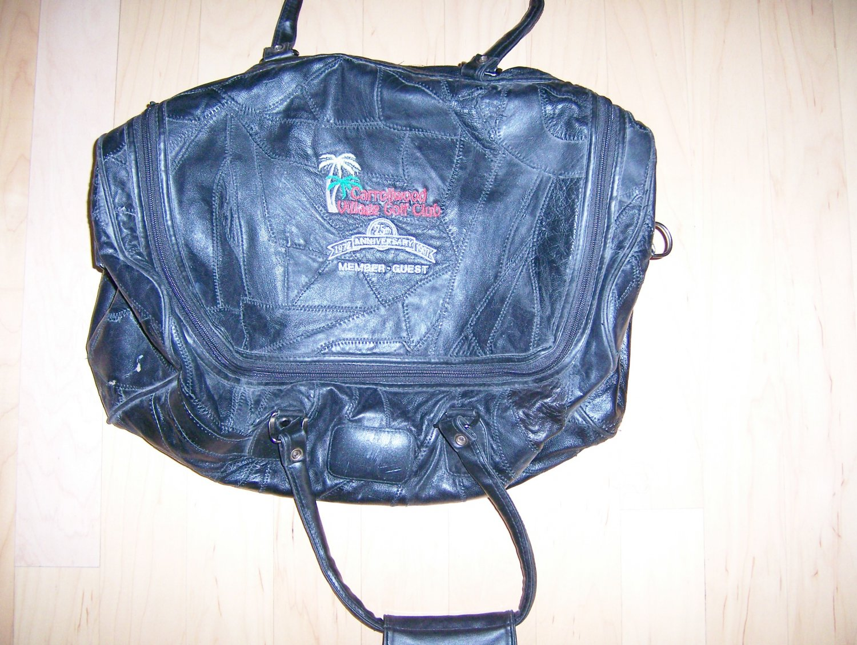 Duffle Bag Black BNK1091