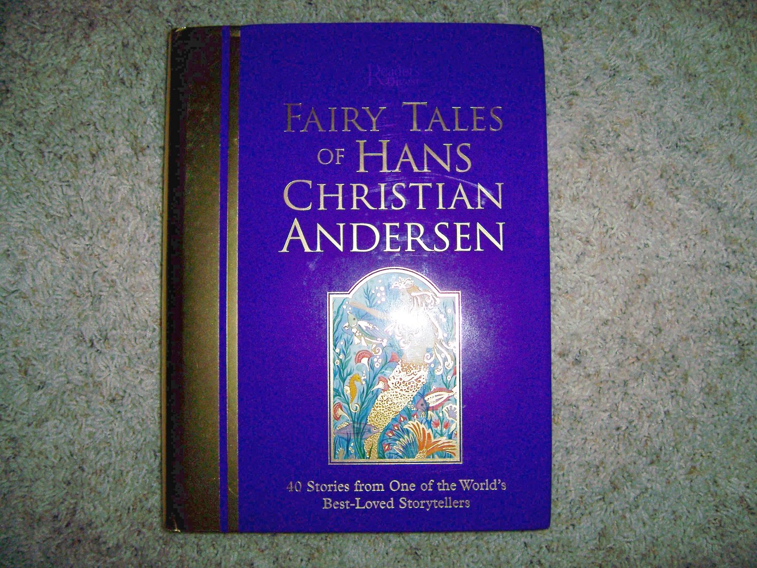 Fairy Tales By Hans Christian Anderson  40 Stories BNK1095