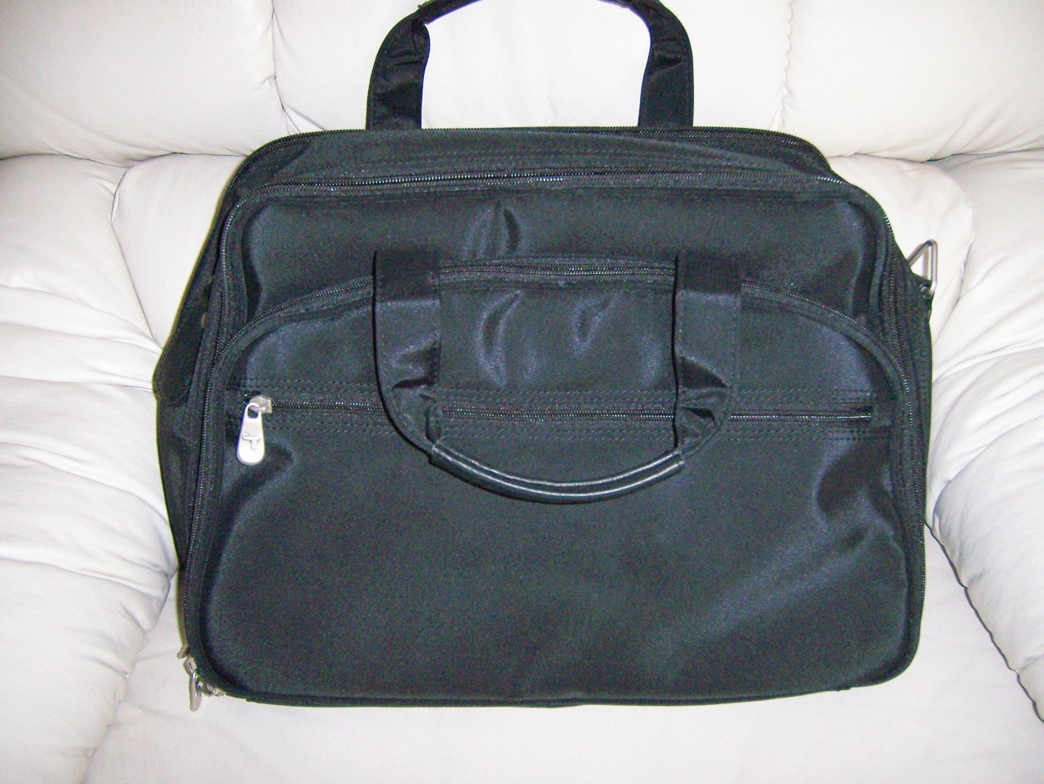 Duffle Bag Black Waterproof  BNK1102