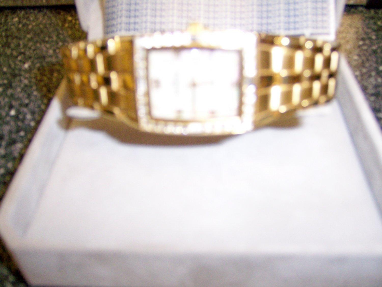Men's Gold Expansion Bracelet Watch  BNK1119