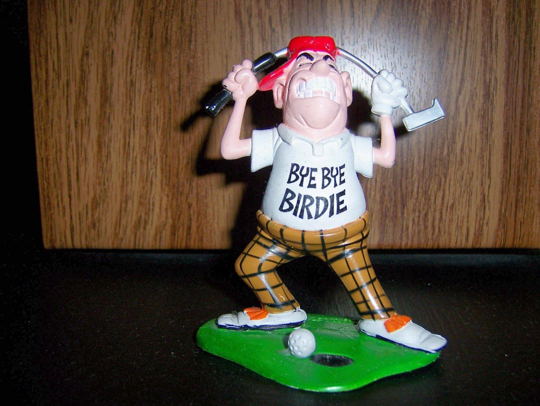 "Statue ""Bye Bye Birdie""  Golfer  BNK1128"
