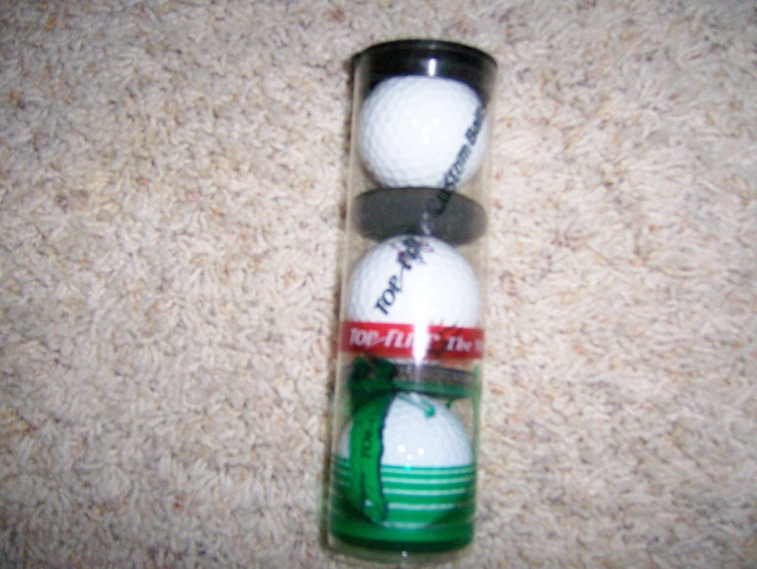 Tower Of Three Golf Balls BNK1131