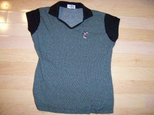 Disney Ladies Shirt Black Cap Sleeves  BNK1150