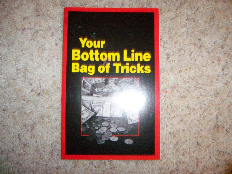Bottom Line Bag Of Tricks Book  BNK1152