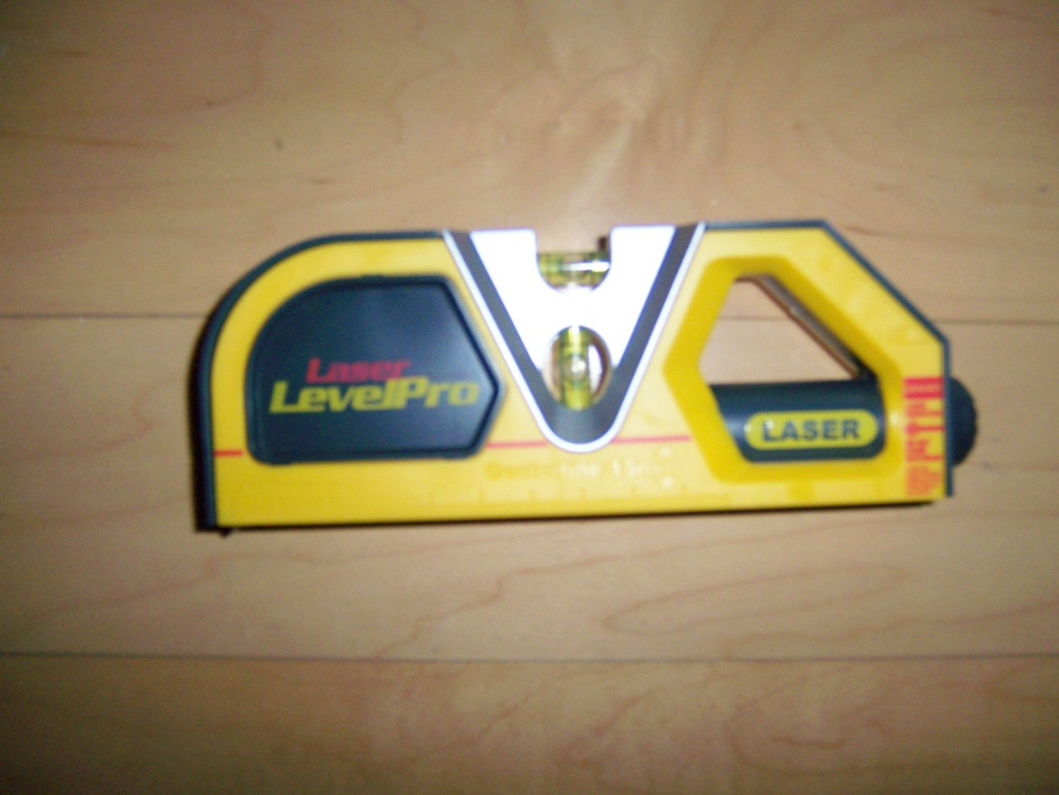 Lazer Pro Level With 8 Ft Built In Rule  BNK1184